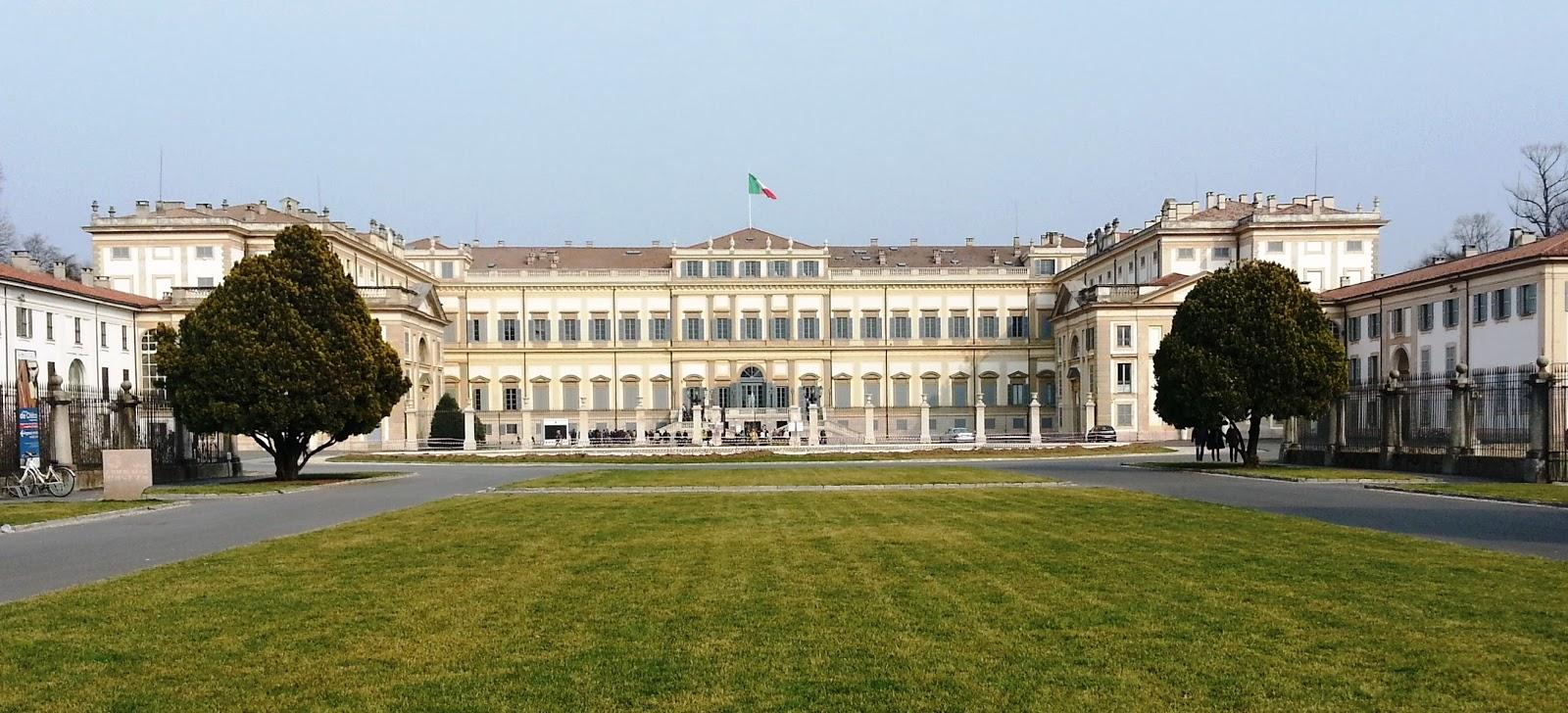 Costo Ingresso Villa Di Monza