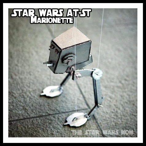 Star Wars AT-ST Scout Walker Puppet