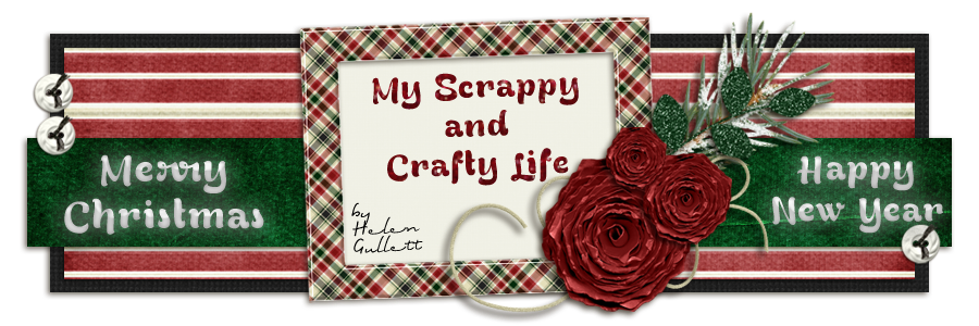 My Scrappy Crafty Life
