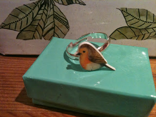 Robin Ring by Kirsten Stride