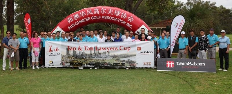 Aus Chinese Golf Association