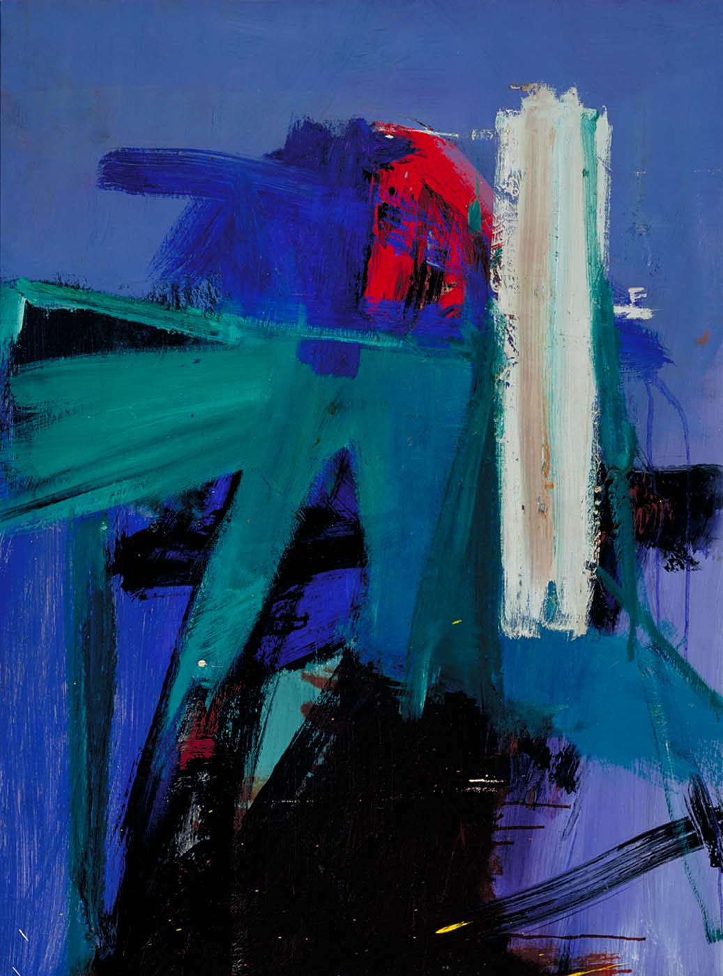 dragon franz kline works in color