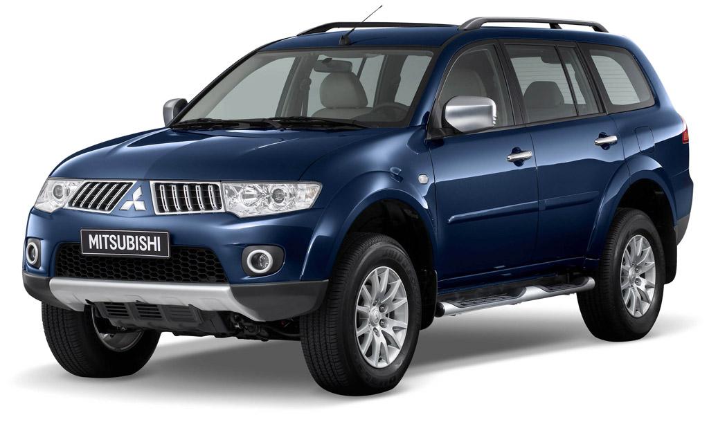New Mitsubishi Pajero Sport with the VGT Engine | Automotive News