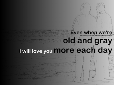 The Lady In My Life - Michael Jackson Song Lyric Quote in Text Image