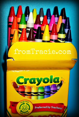 New Box Of Crayons