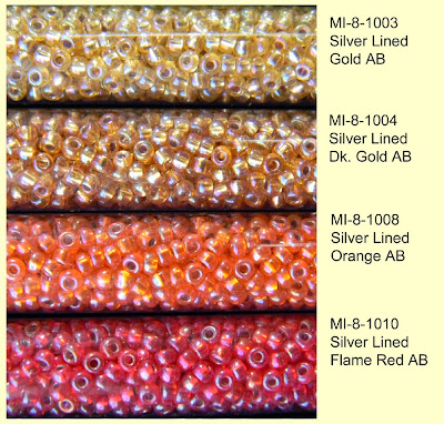 Anita s bead blog size 8 0 japanese seed beads new in february