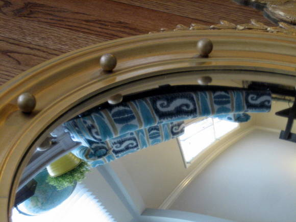 Port Hole Mirror: Get the Shine | DIY Playbook