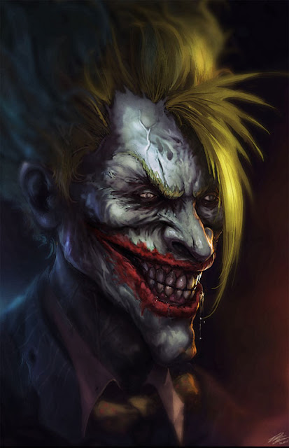 Ilustraciones del Joker 44