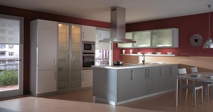 Muebles de cocina en melamine mueble de cocina - Ver muebles de cocina modernos ...