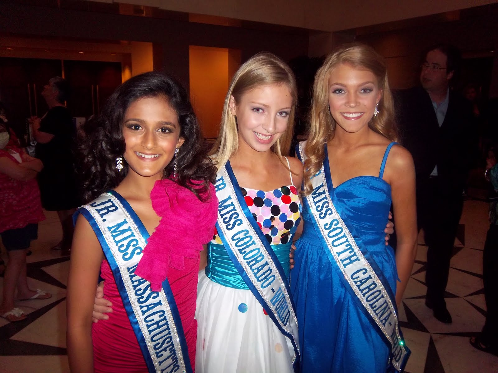 pagaent Miss teen colorado