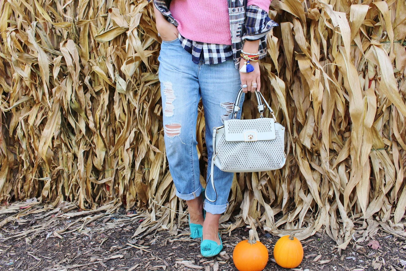 bijuleni- pumpkin patch casual outfit