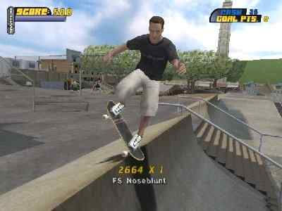 Tony Hawk's Pro Skater 4 wallpapers, screenshots, images, photos, cover, poster
