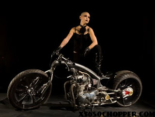Rat Bike Chopper