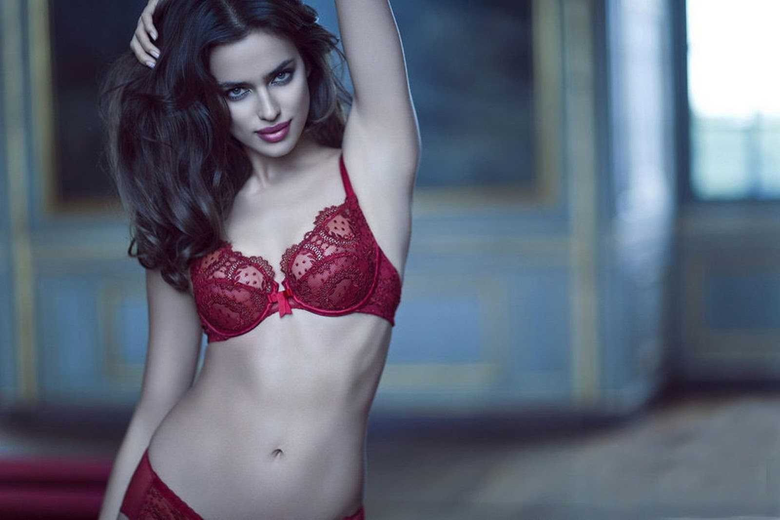 irina shayk all about: hot irina shayk wallpapers