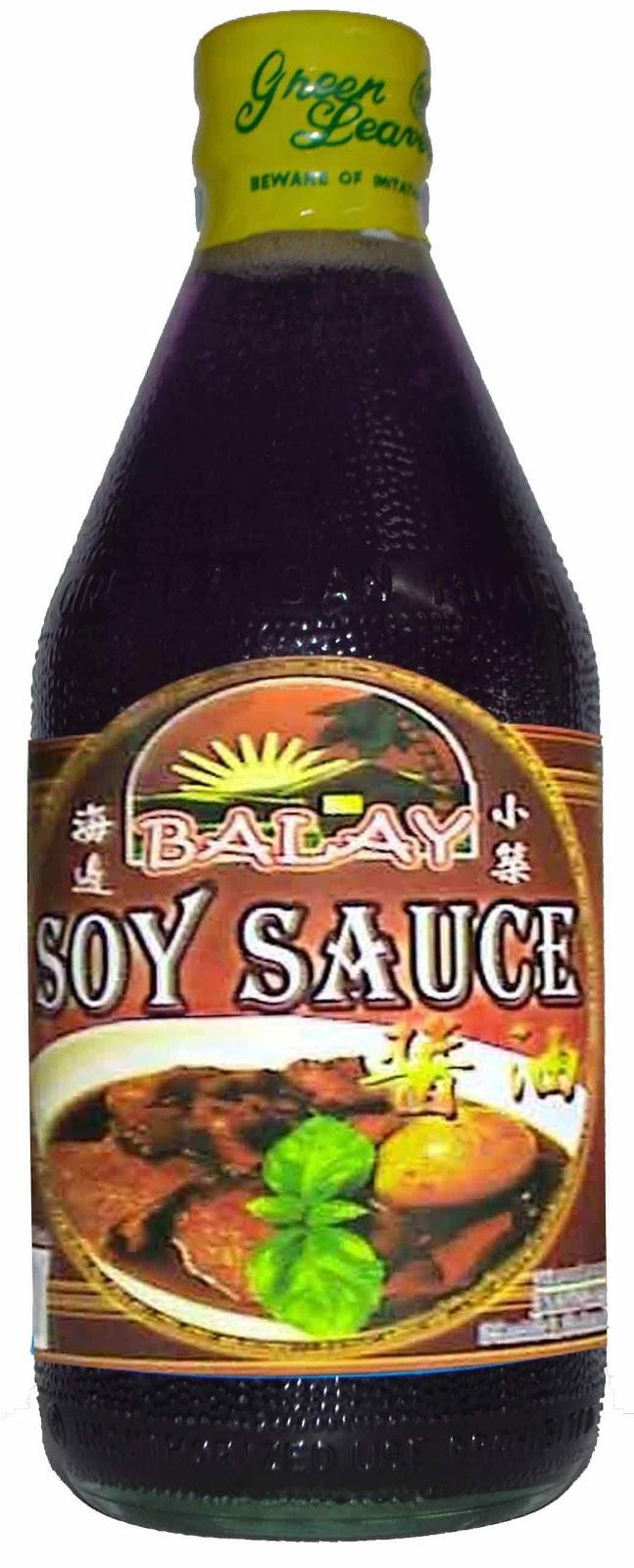 Balay soy sauce