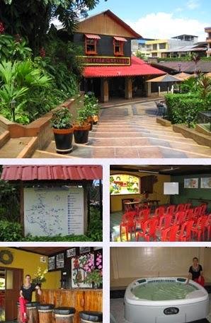 Hosterías en el oriente ecuatoriano – Hostería Turingia