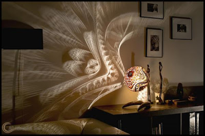 Fascinating Lamps  by Calabarte poland