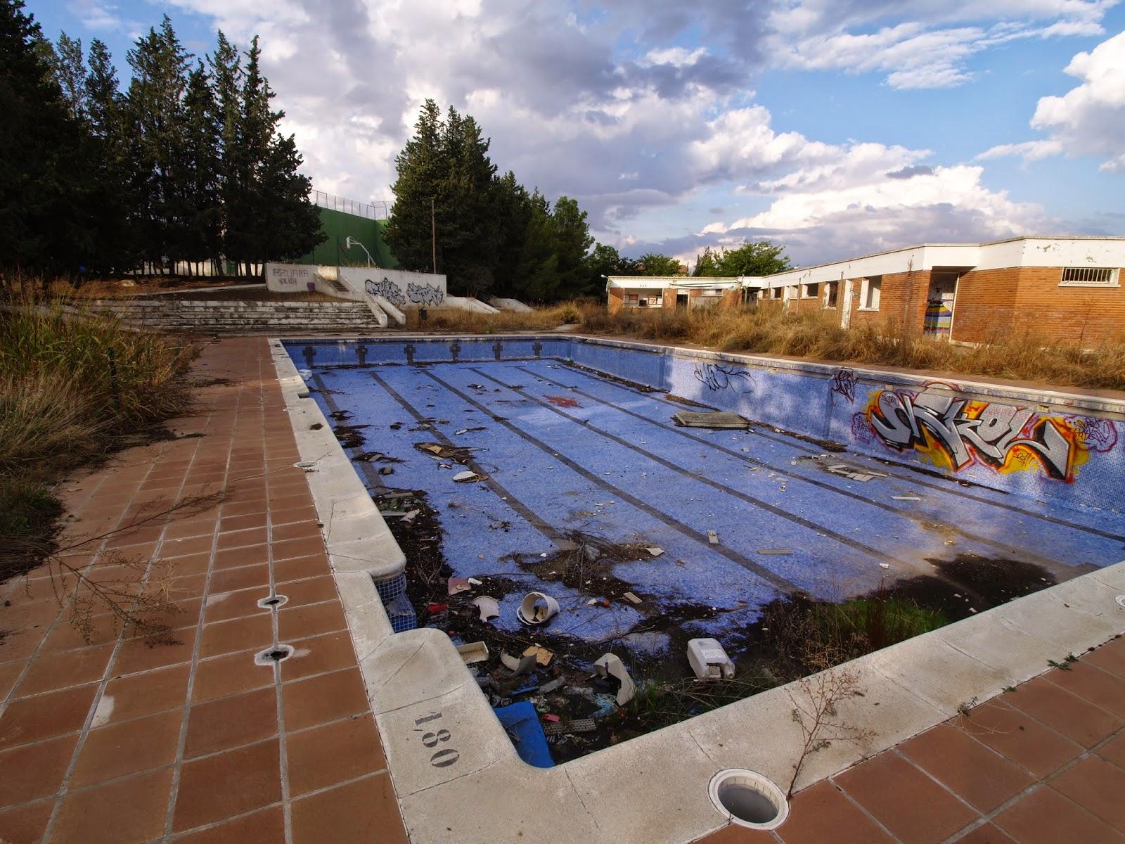 el retabillo estado actual de las piscinas viejas de