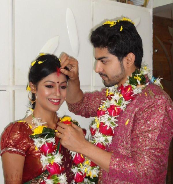 Wedding Pics Of Debina