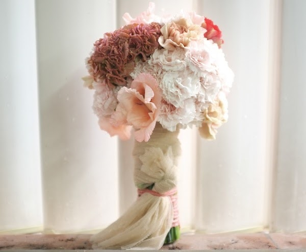 Bornay ballerina bouquet for colette - Flowers by bornay ...