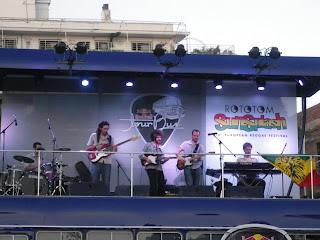 Tasty Grooves, Red Bull Tour Bus, Rototom, Lavapies, Dia de la musica 2011