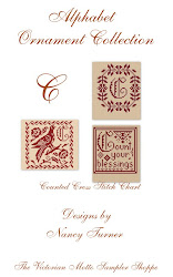 "Alphabet Ornament Collection ""C"""