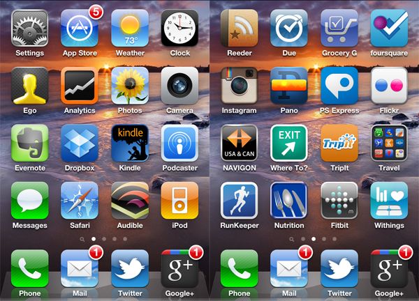beste iphone apps