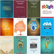 Libros de la Dra. @BarbaraCabrera (autoría, coordinación y coautoría)