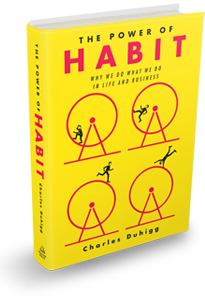 Applying 'The Power of Habit': Making exercise a 'keystone habit'