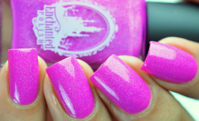 Enchanted polish - Dope Jam- Swatch