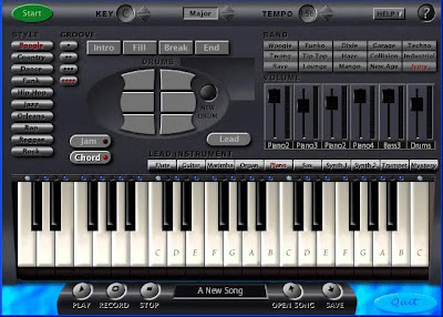 Free Piano learning Software