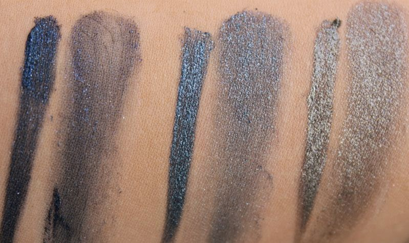 Bobbi Brown Long-Wear Gel Sparkle Shadow and Liners