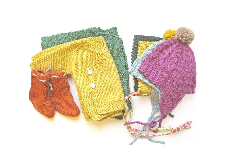 More Baby Knits Free Patterns On Ravelry