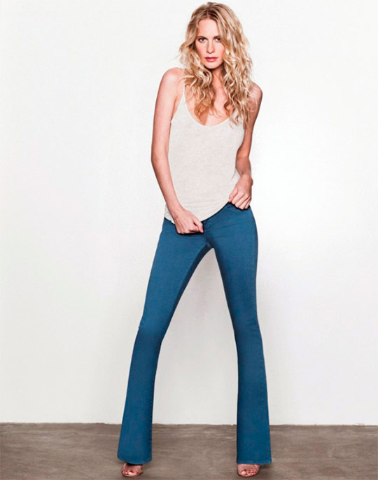 Рваные джинсы модно 7
