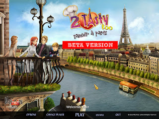 2 Tasty Too : L'amour A Paris [BETA]