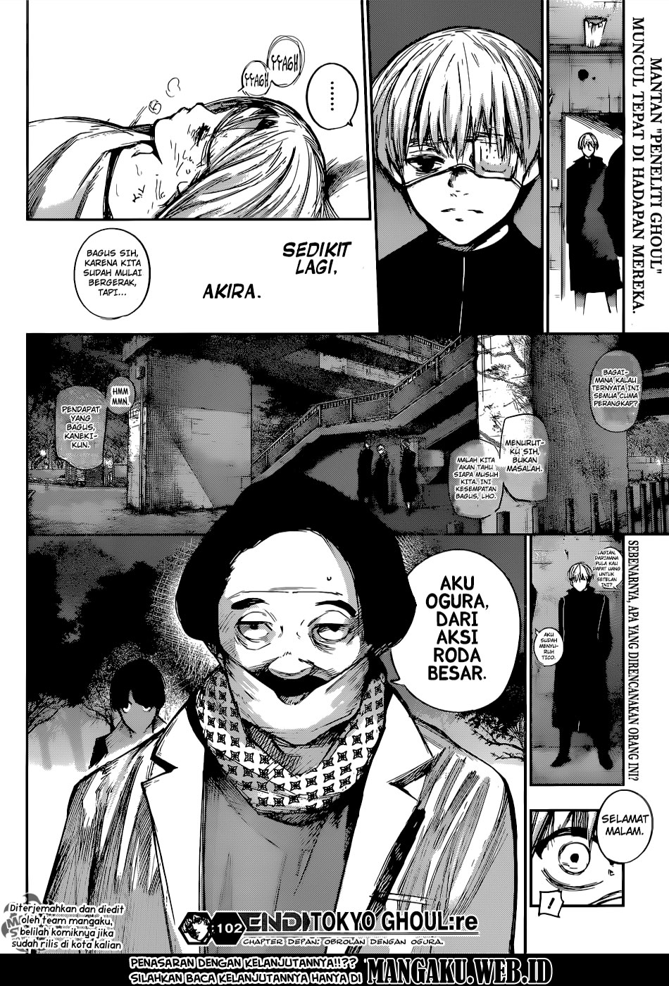 Tokyo Ghoul:re Chapter 102-18