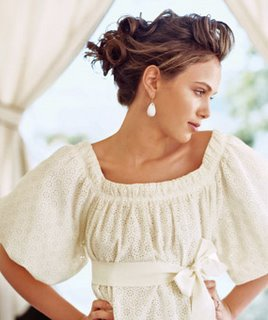 jessica alba haircuts & fashion