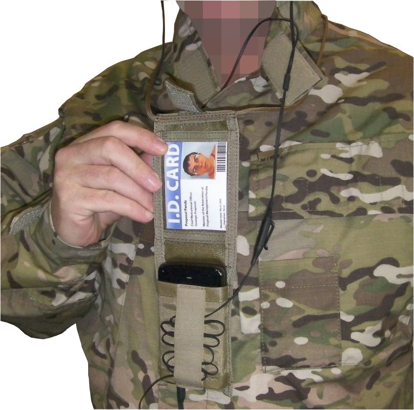 Tactical Gear and Military Clothing News : SORD ID iPhone Holder