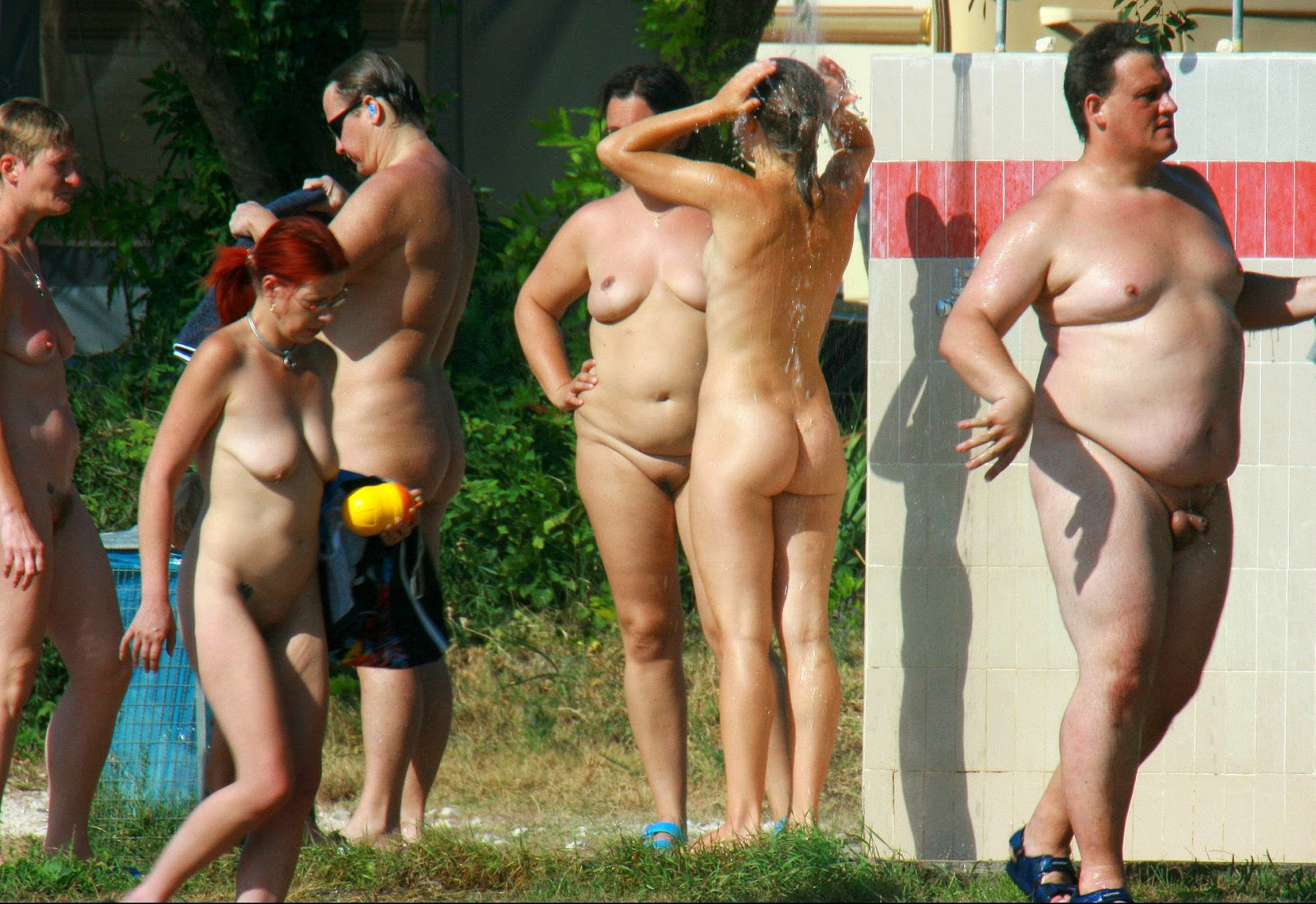 pictures of nudist camps