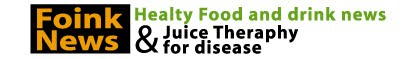 Healty Food and Drink News and Juice theraphy for disease