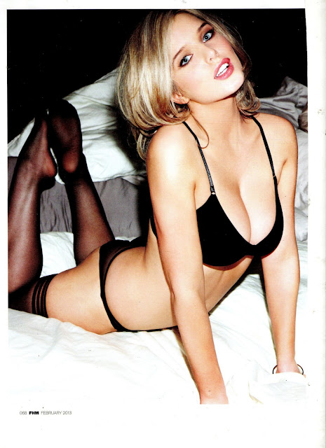 Helen Flanagan Sexy in Lingerie