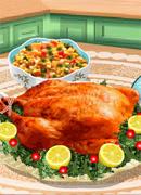 Ужин на Рождество - Онлайн игра для девочек