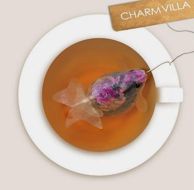 Charm Villa teabags