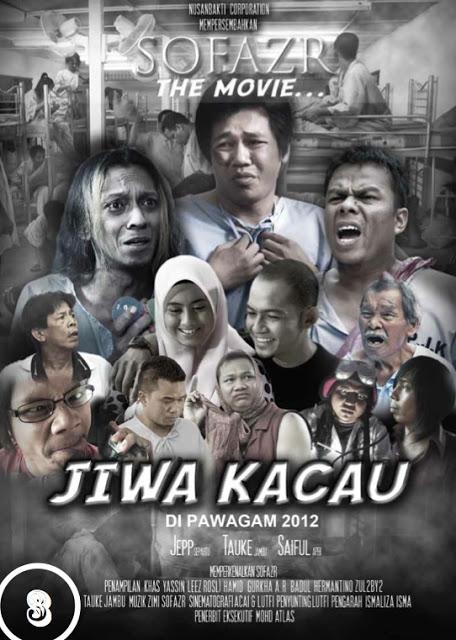 JIWA KACAU (2012)