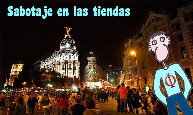 Pepe Vitruvio y la noche madrileña