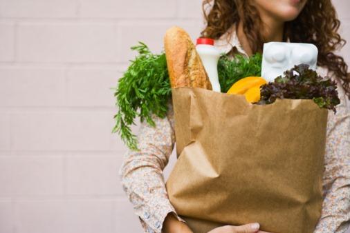 comprar bem alimentação
