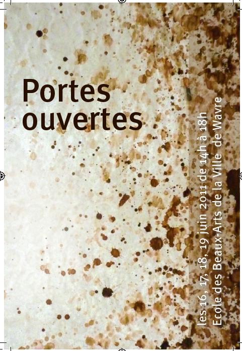Biloko ecole des beaux arts de wavre portes ouvertes 2011 - Portes ouvertes beaux arts toulouse ...