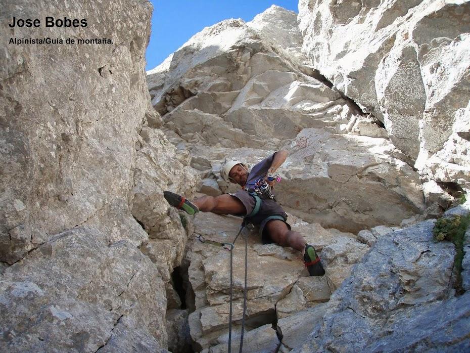 JOSE BOBES alpinista