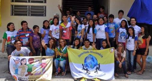 """Infância, Adolescência e Juventude Missionária: """"A Amazônia é relevante para o caminho da Igreja"""""""