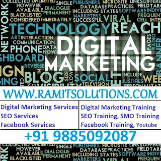 Digital marketing Training - Ramit Solutions